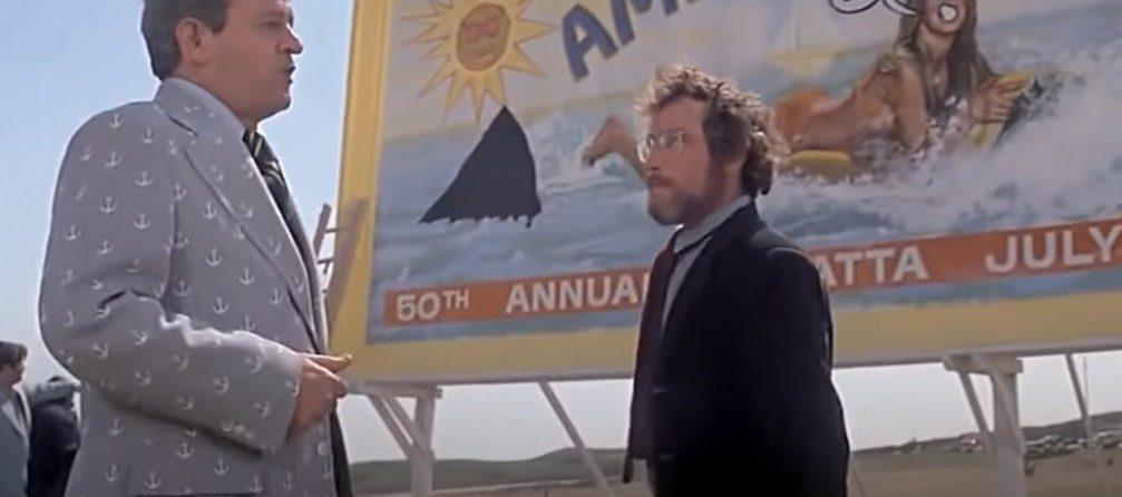 Best Richard Dreyfuss Movies - Jaws (1975)