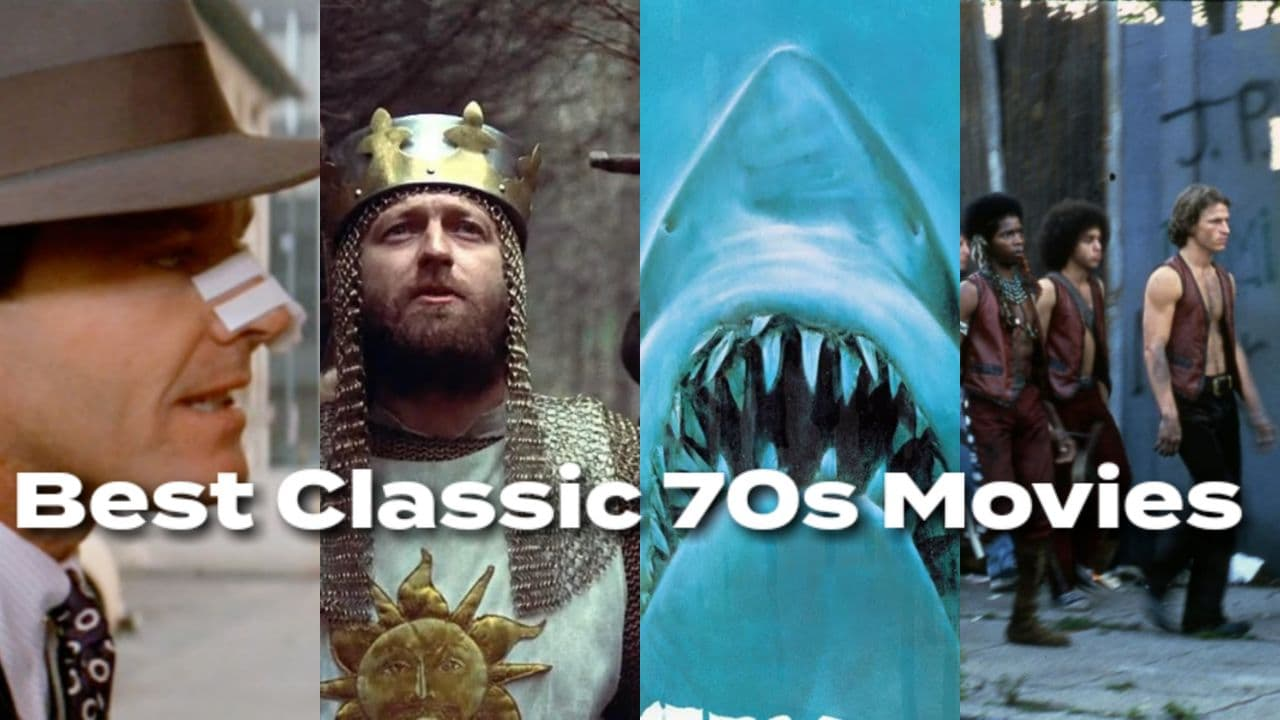40 Best Classic 70s Movies to Watch