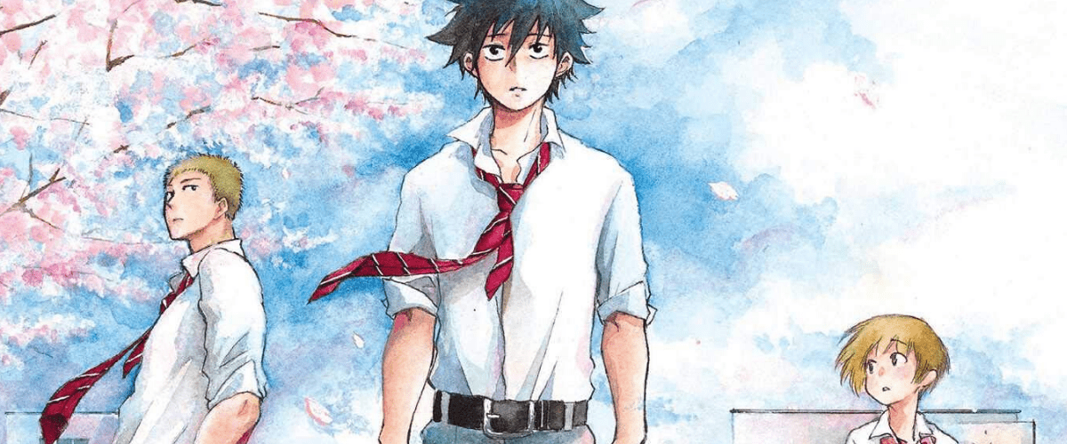 Most Popular Manga that Deserves an Anime Adaptation - Blue Flag-Unrequited High School Love