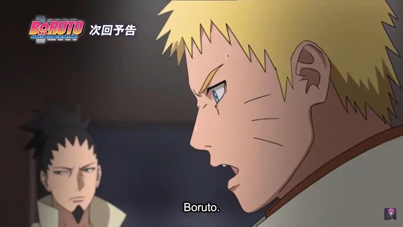 Boruto Naruto Next Generations Episode 215