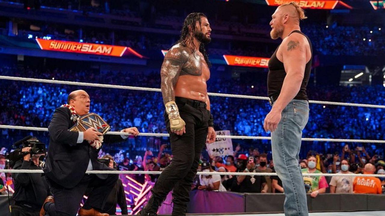 Kurt Angel On Brock Lesnar Returning To Confront Reigns