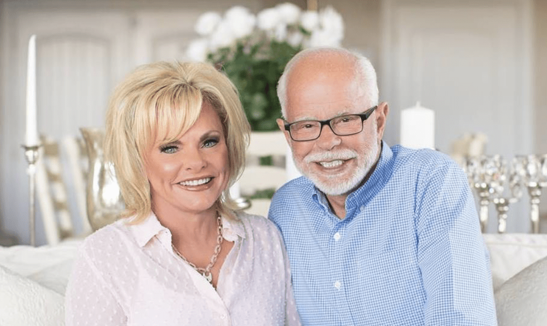 Jim Bakker And His Wife