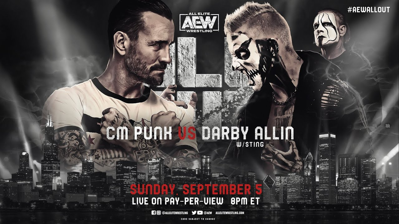 The Reason Chicago Crowd Could Go Wild On Darby Allin