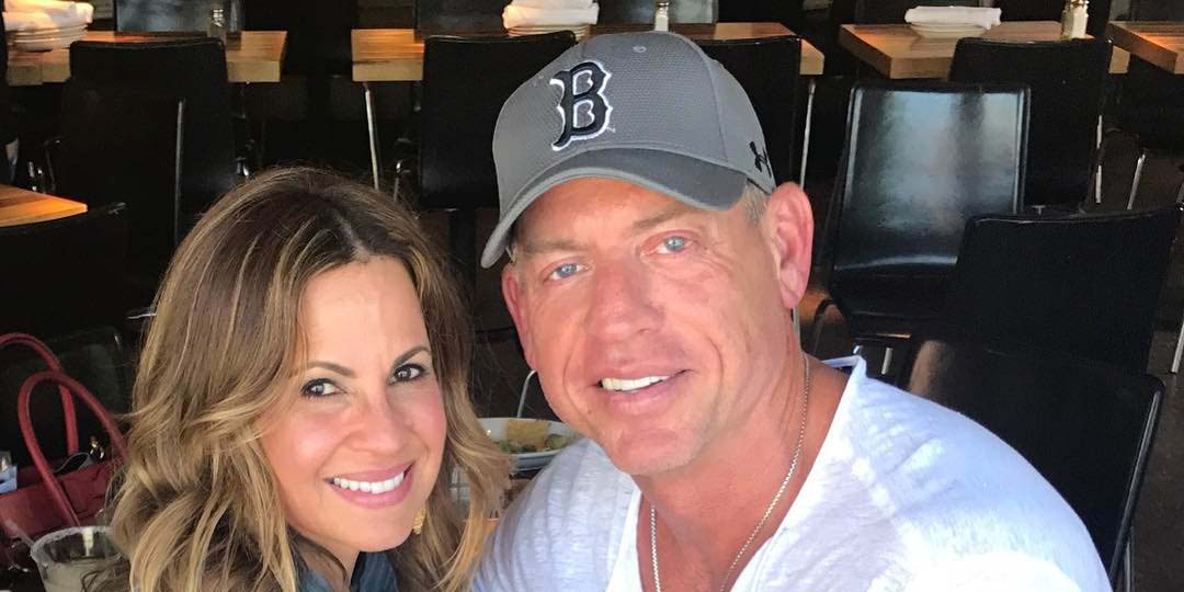 Catherine and Aikman