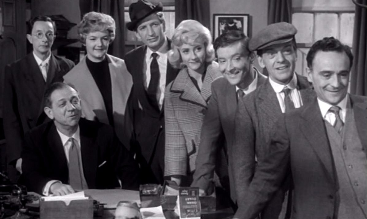 Carry On Cabby was a non-cabbie movie.