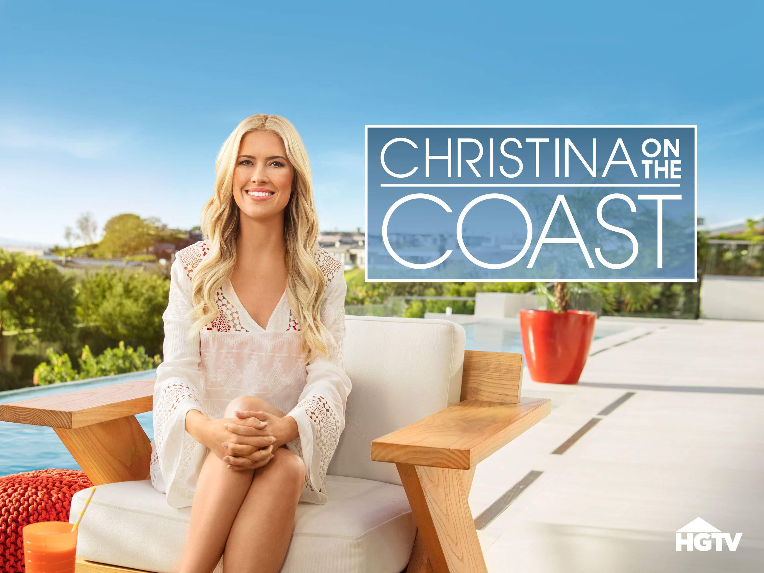 Where Is Christina On The Coast Filmed?