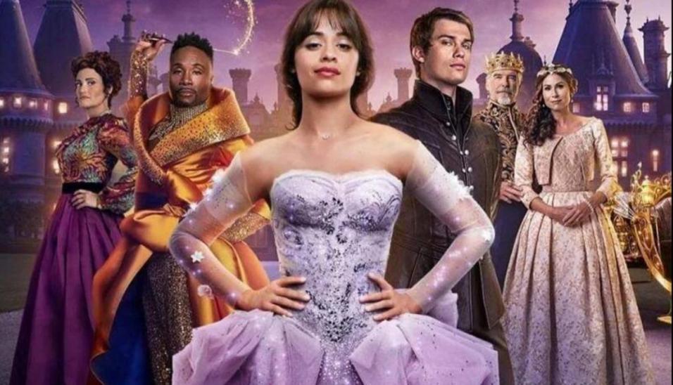 How to watch Cinderella (2021)