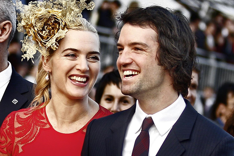 Kate Winslet Husband
