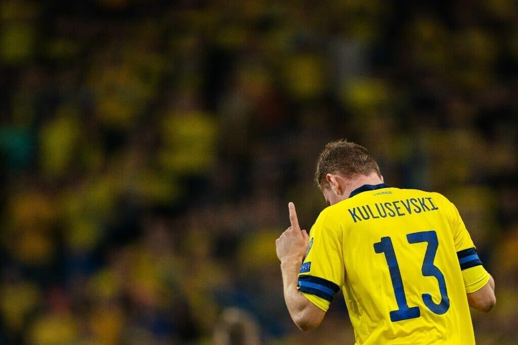Dejan Kulusevski, Sweden