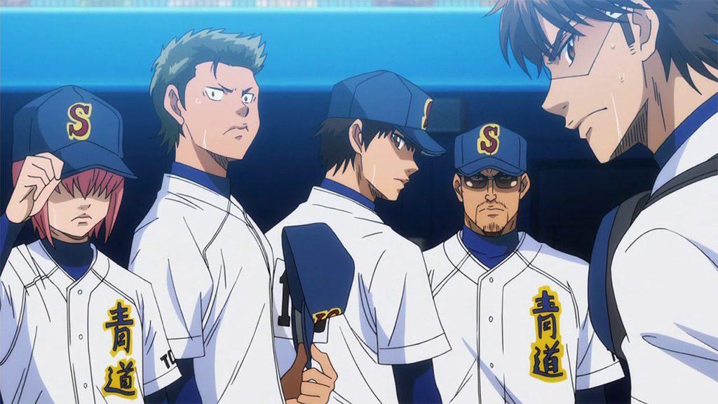 Diamond no Ace, Most Popular Baseball Anime