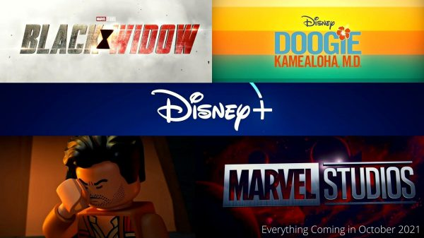 What's Coming To Disney Plus In October 2021