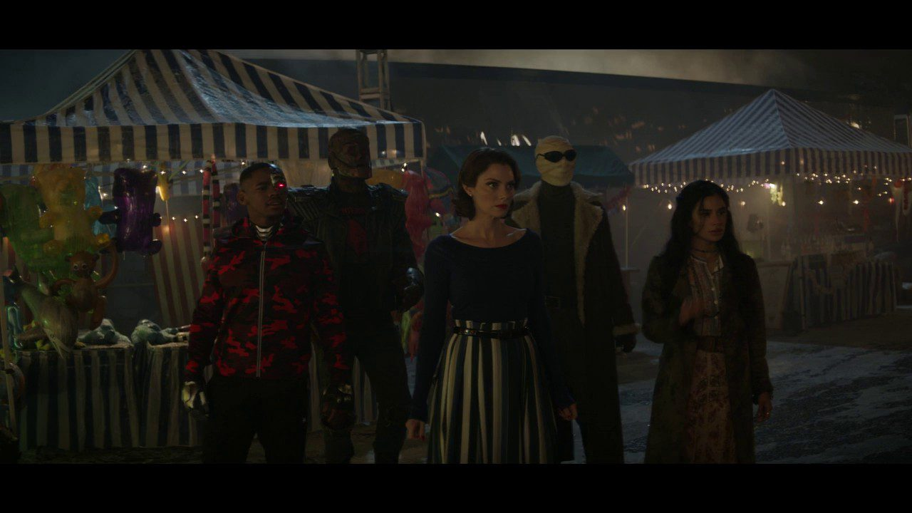 Events From Previous Season That May Affect Doom Patrol Season 3 Episode 1,2 and 3