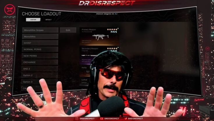 Dr Disrespect