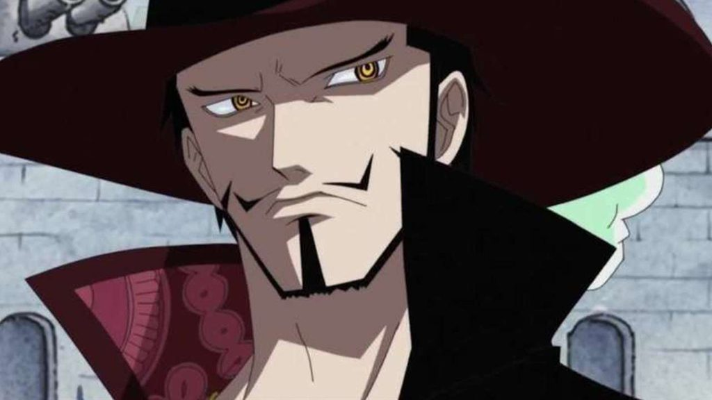 Dracule Mihawk, Characters Who Can Beat Luffy
