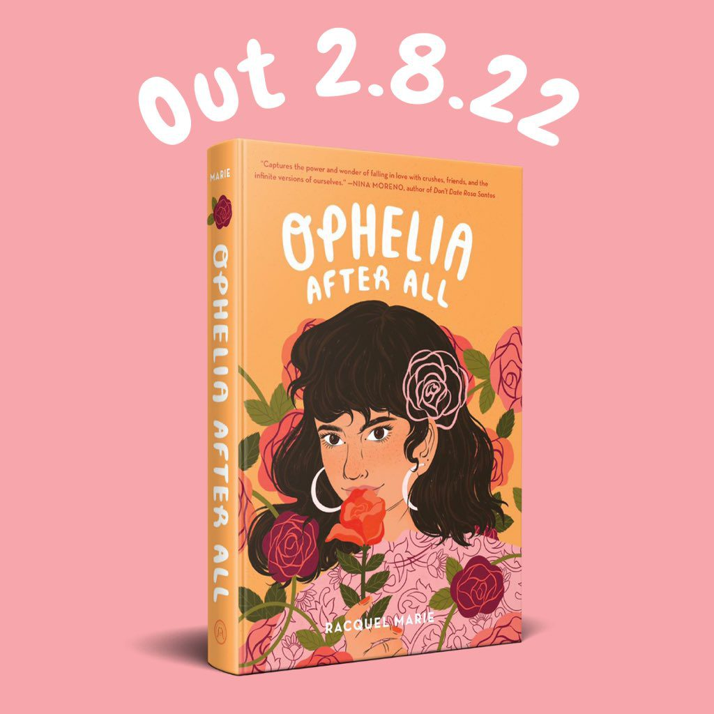 ophelia after all book release date