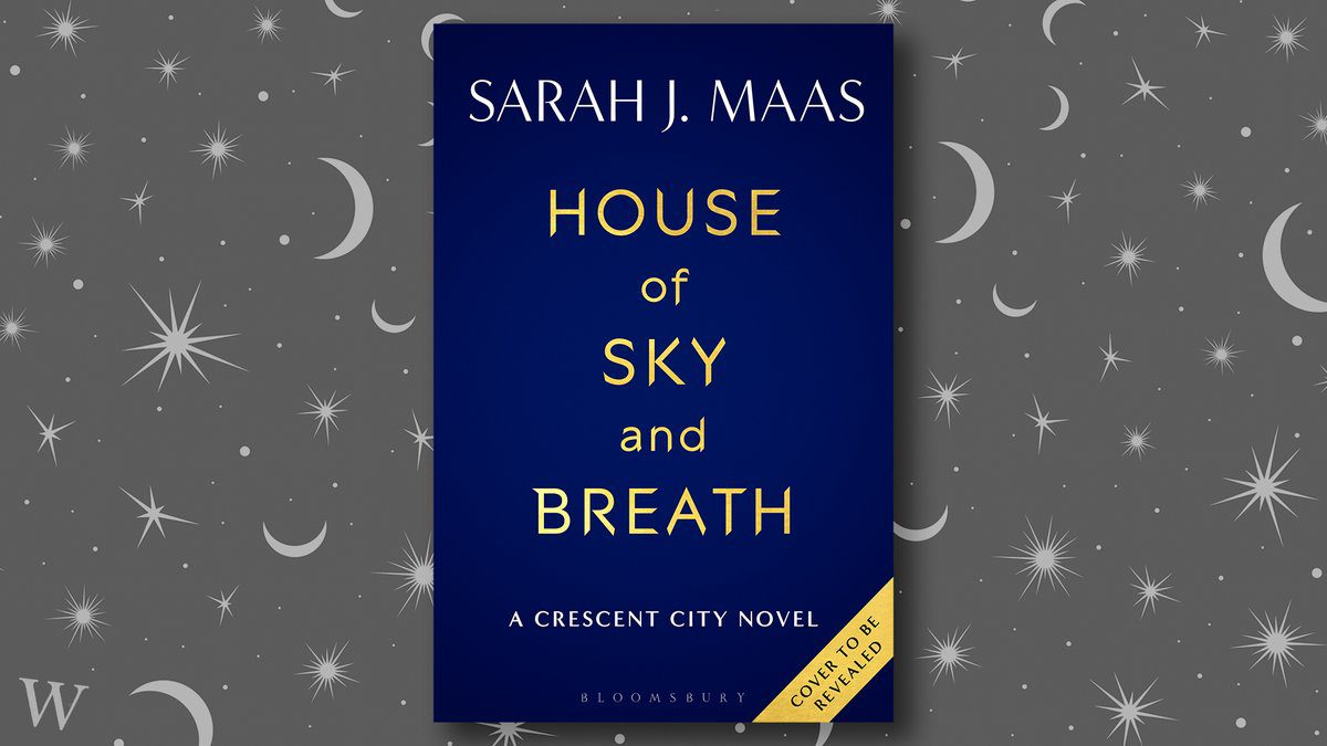 House of Sky and Breath Book Release Date