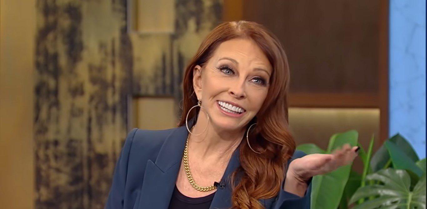 Elvira in recent interview