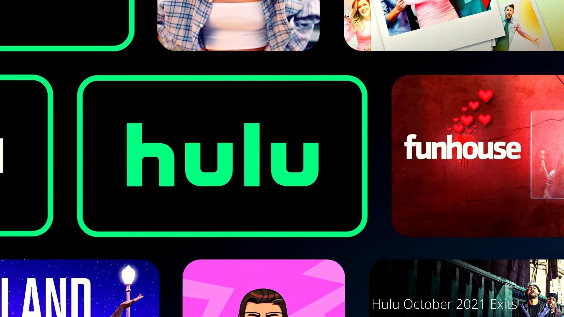 What's Leaving Hulu In October 2021