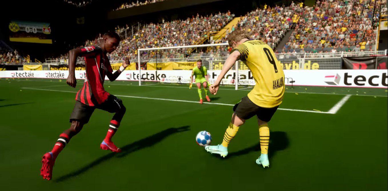 FIFA 22 Earling Halland