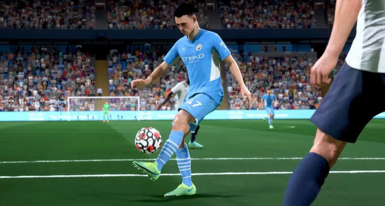 FIFA 22 Phil Foden