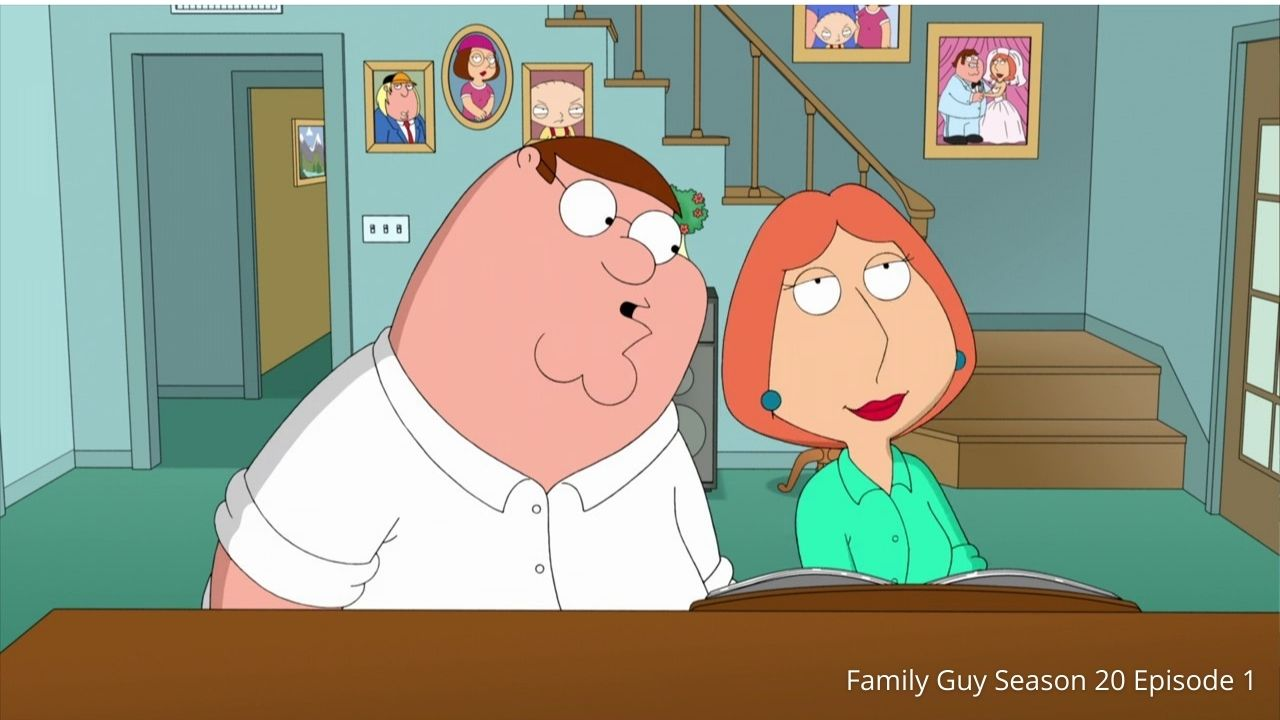 Spoilers and Release Date For Family Guy Season 20 Episode 1