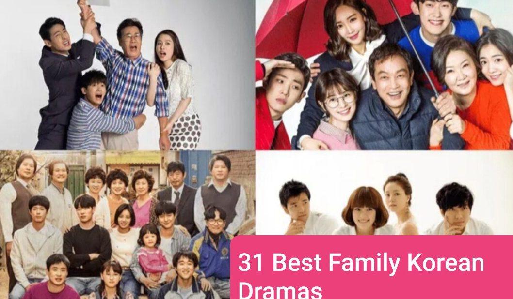 Best Korean Family Drama