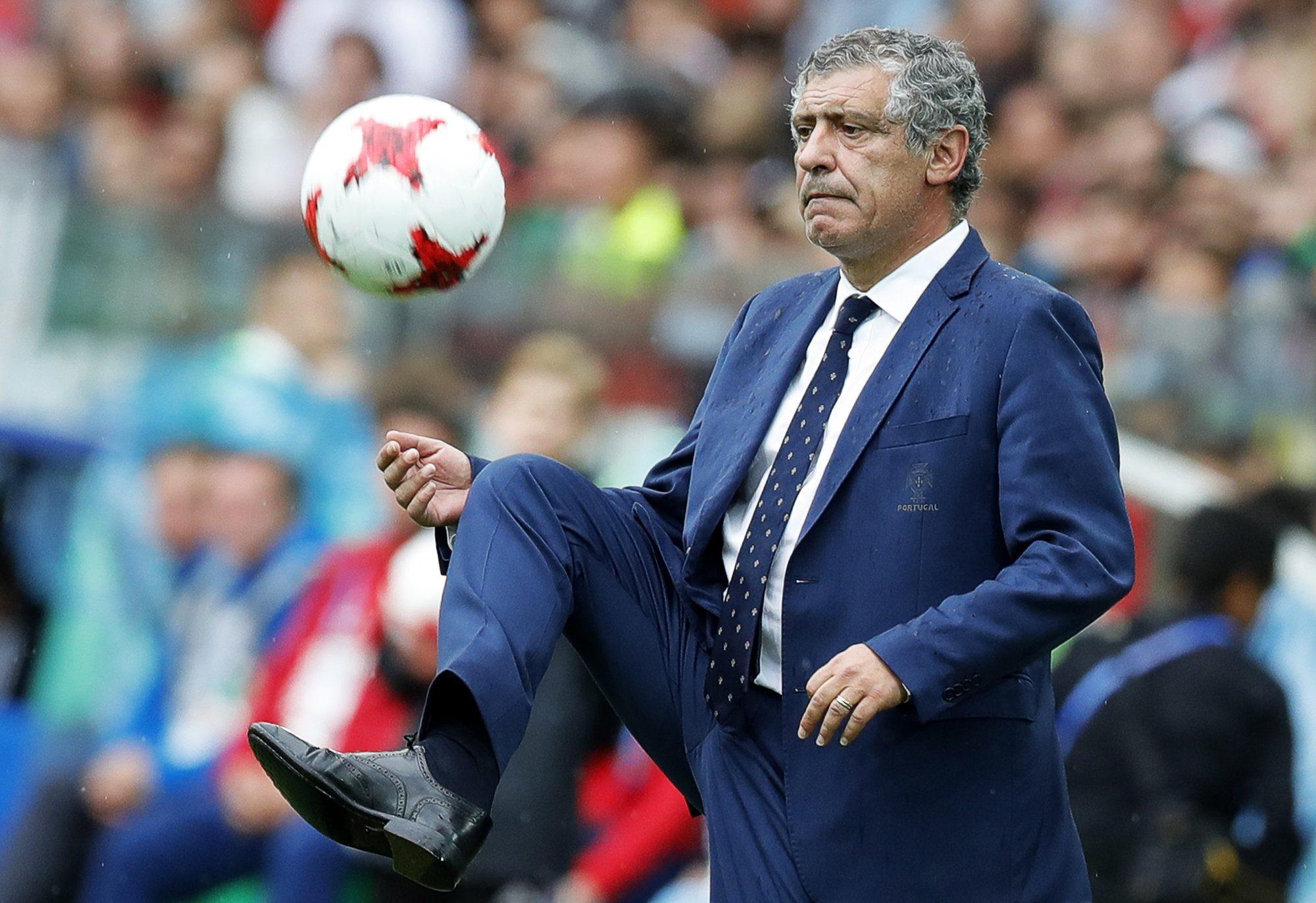 Fernando Santos- Portugal Coach