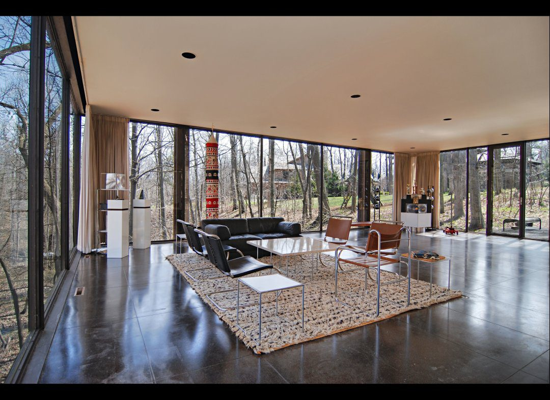 Ferris Bueller's day off Cameron's home
