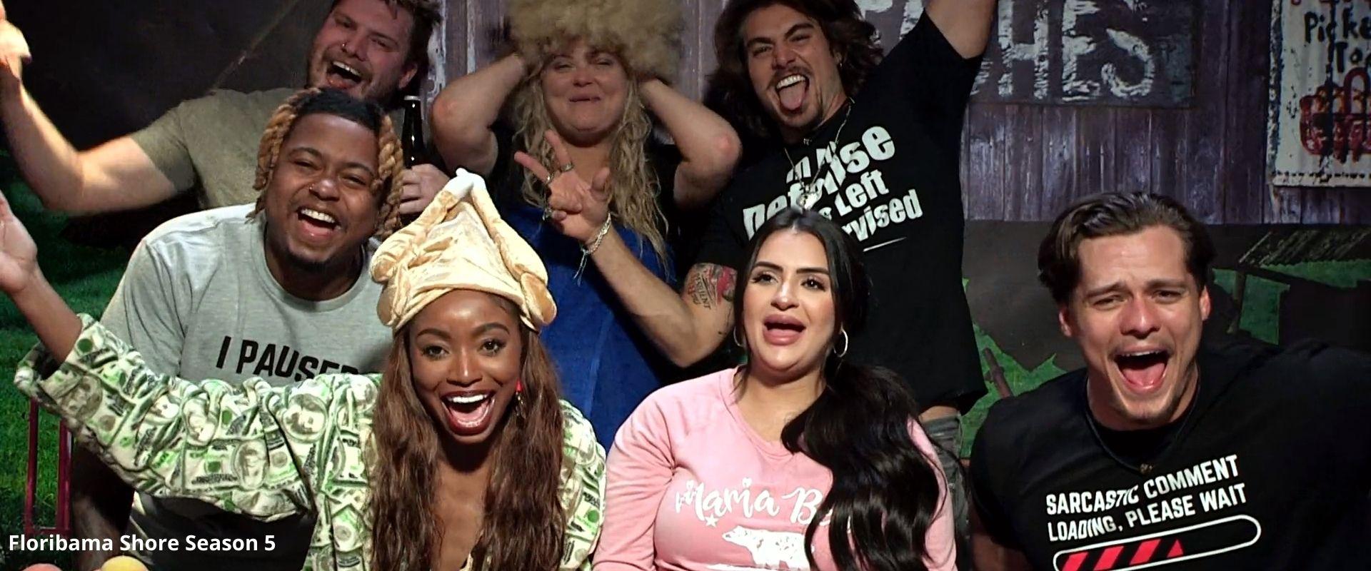 Floribama Shore Season 5 Episode 2