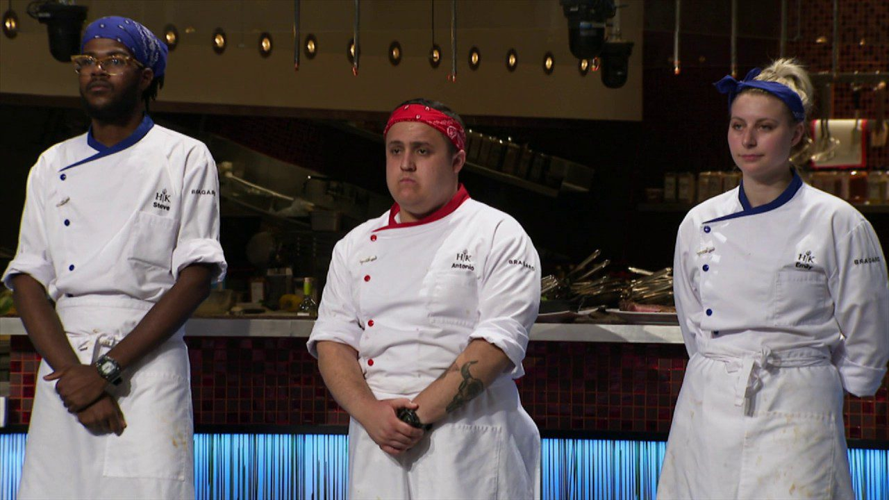 Ending For Hell's Kitchen Season 20 Episode 12