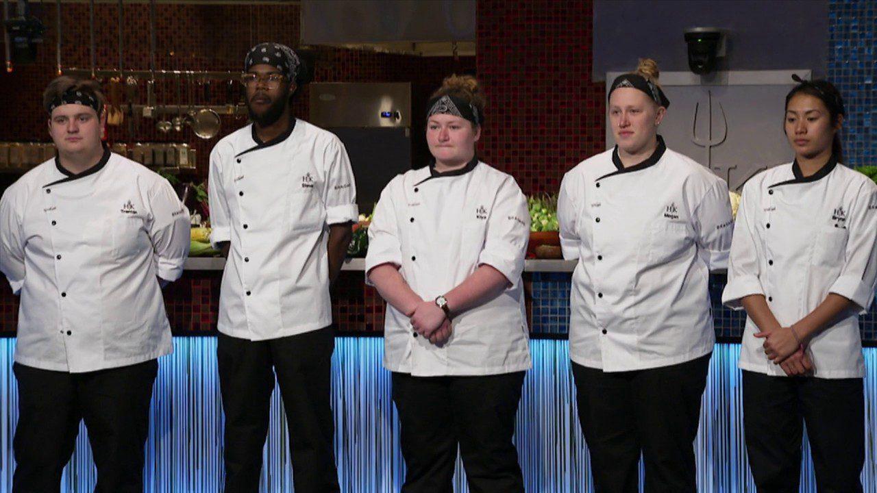 Hells Kitchen Season 20 Episode13