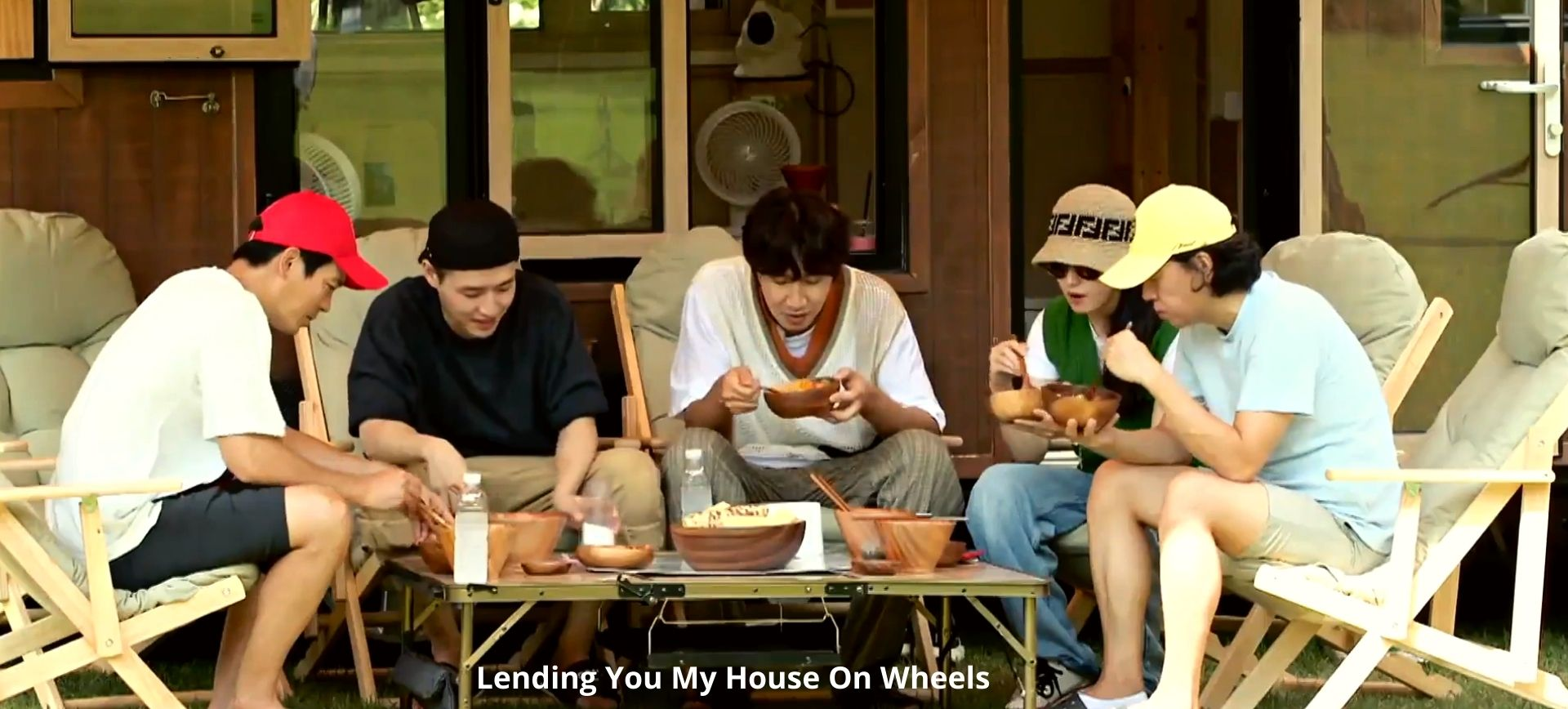 Lending You My House On Wheels Episode 2
