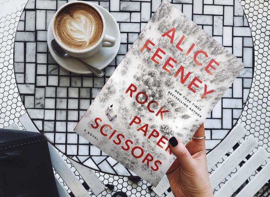 Where to read rock paper scissors by alice feeney