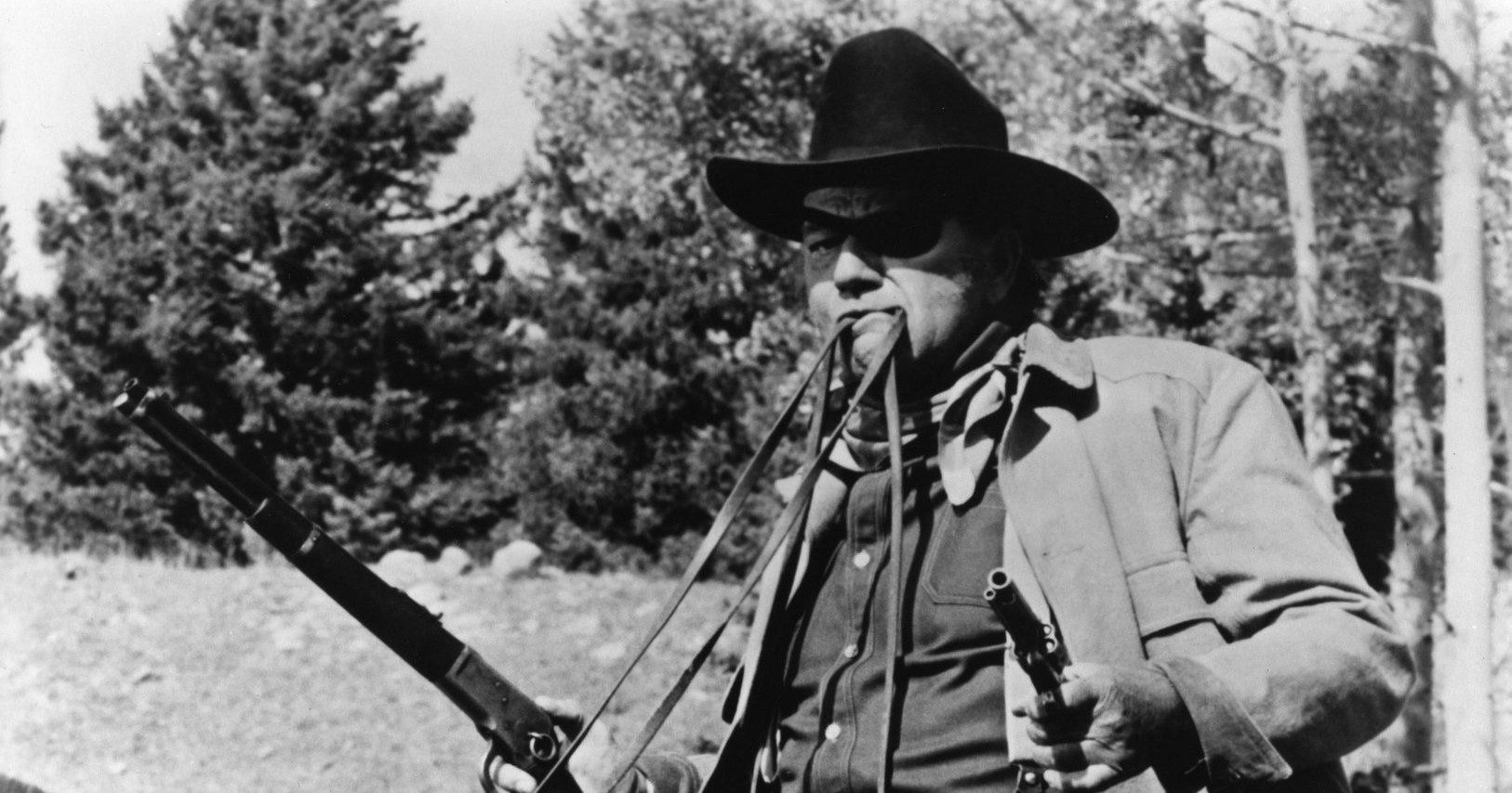 Where was Rooster Cogburn filmed?