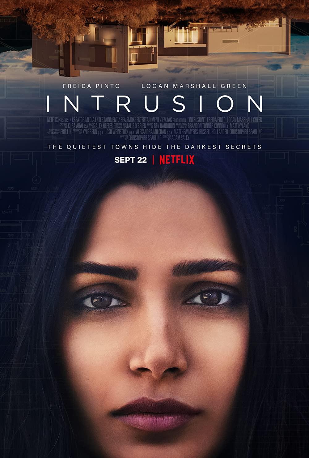 Intrusion cast