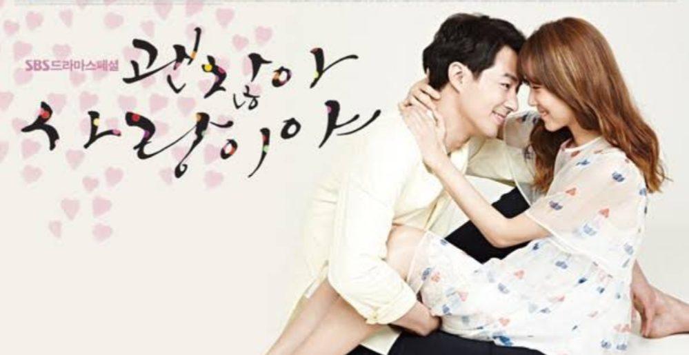 It's Okay That's Love: Plot, Cast, Review