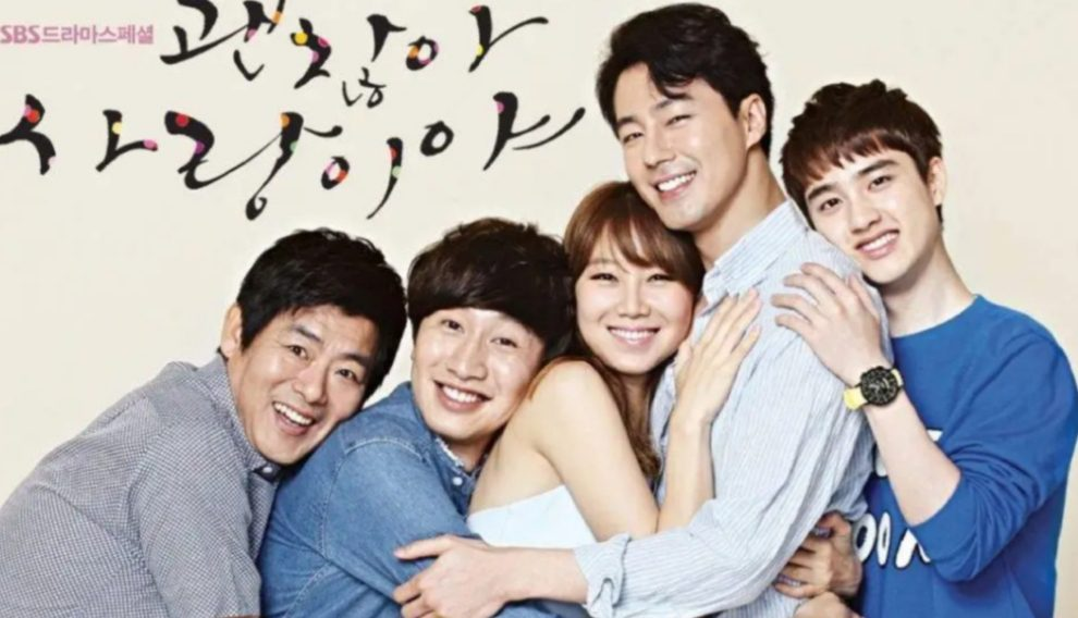 It's Okay That's Love Cast, Plot and Review