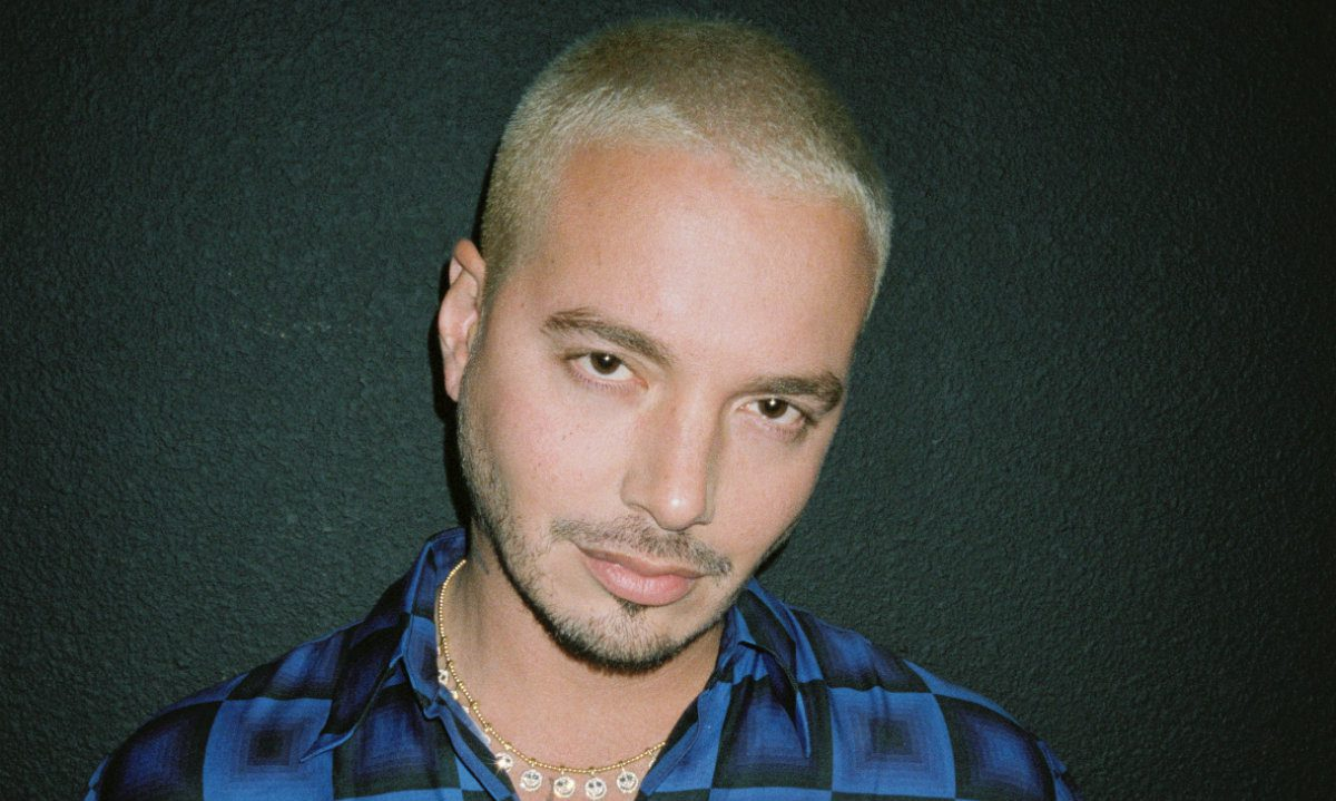 J Balvin Ranks No. 8 On on Artists With Most Monthly Listeners On Spotify In September Of 2021