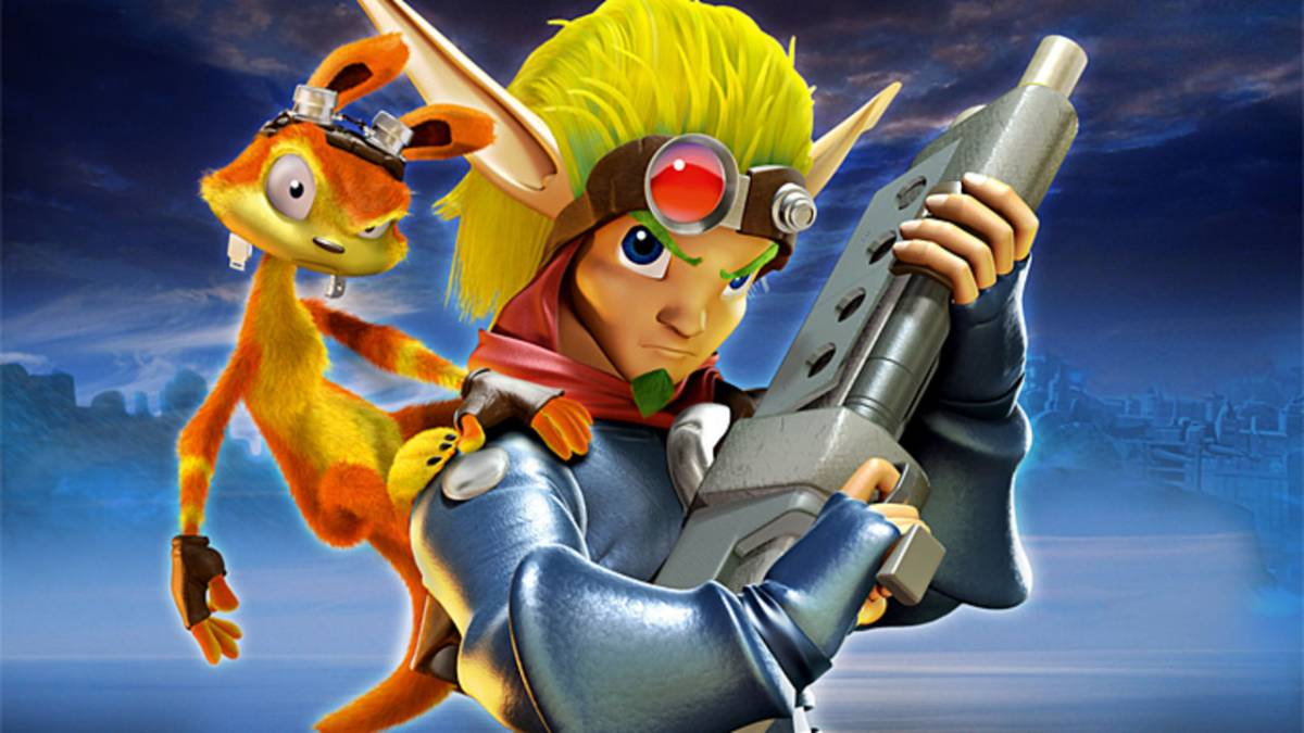 Jak and Daxter 4