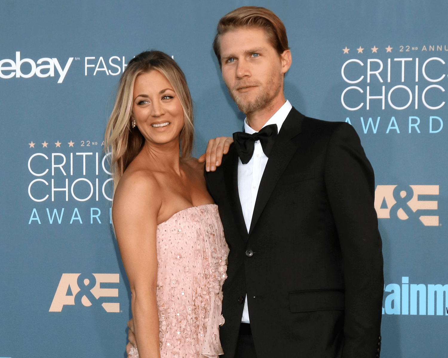 Kaley Cuoco dated Karl Cook