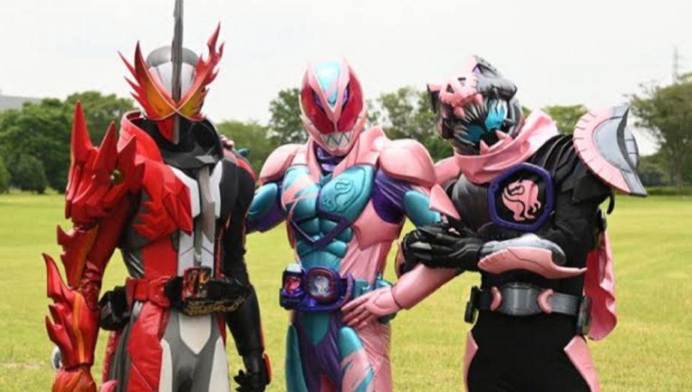 Kamen Rider Revice Chapter 2