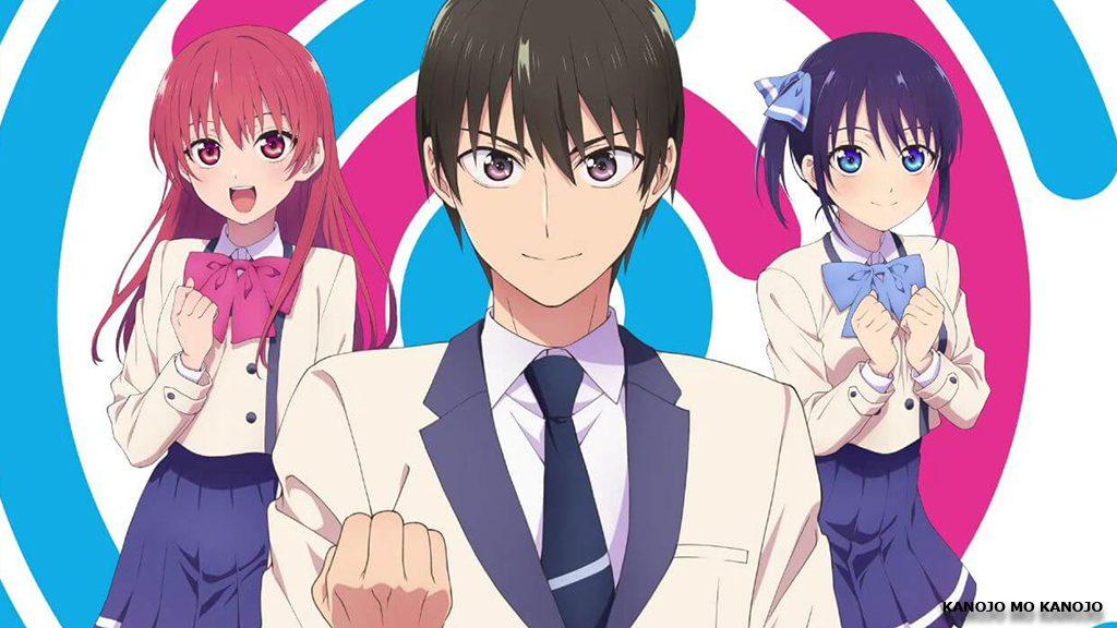 Anime Like Kanojo mo Kanojo