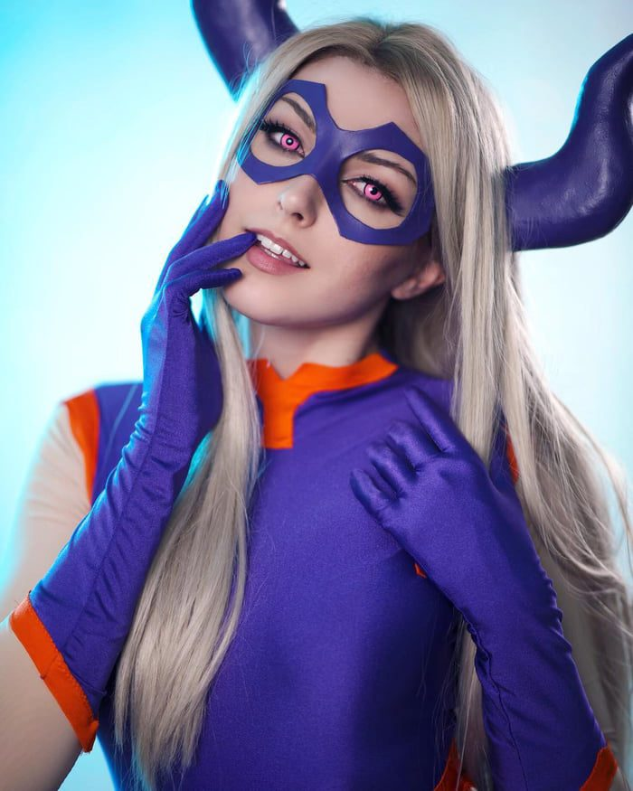 Best Mount Lady Cosplay From My Hero Academia