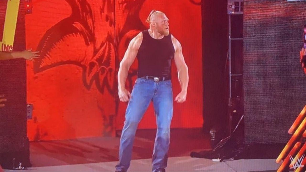 More About Brock Lesnar's Return
