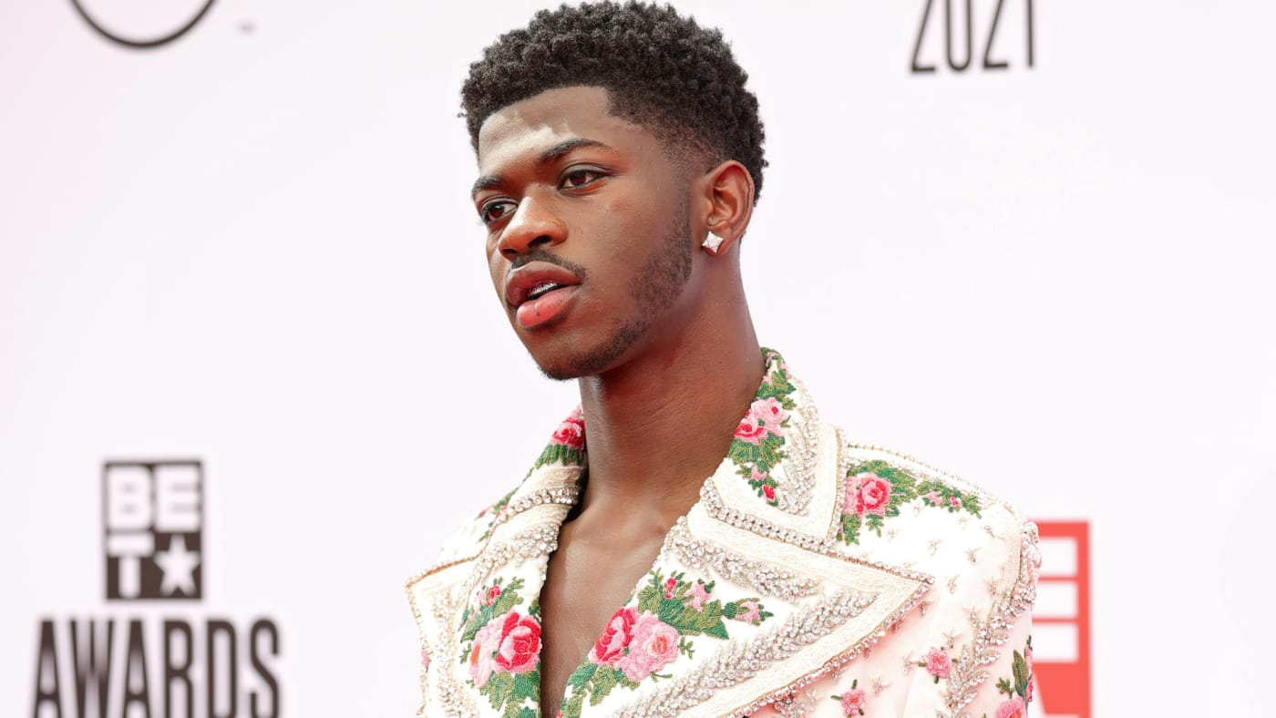 Lil Nas X ranks No. 10 For on Artists With Most Monthly Listeners On Spotify In September Of 2021