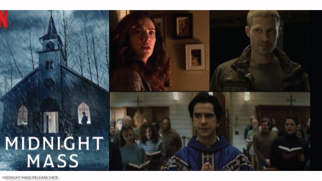 Midnight Mass: Release Date & Trailer - OtakuKart