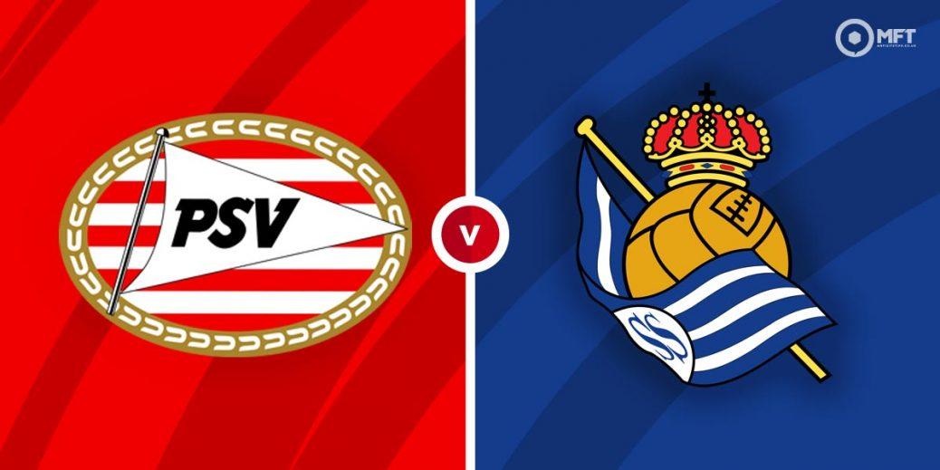 PSV Eindhoven vs Real Sociedad