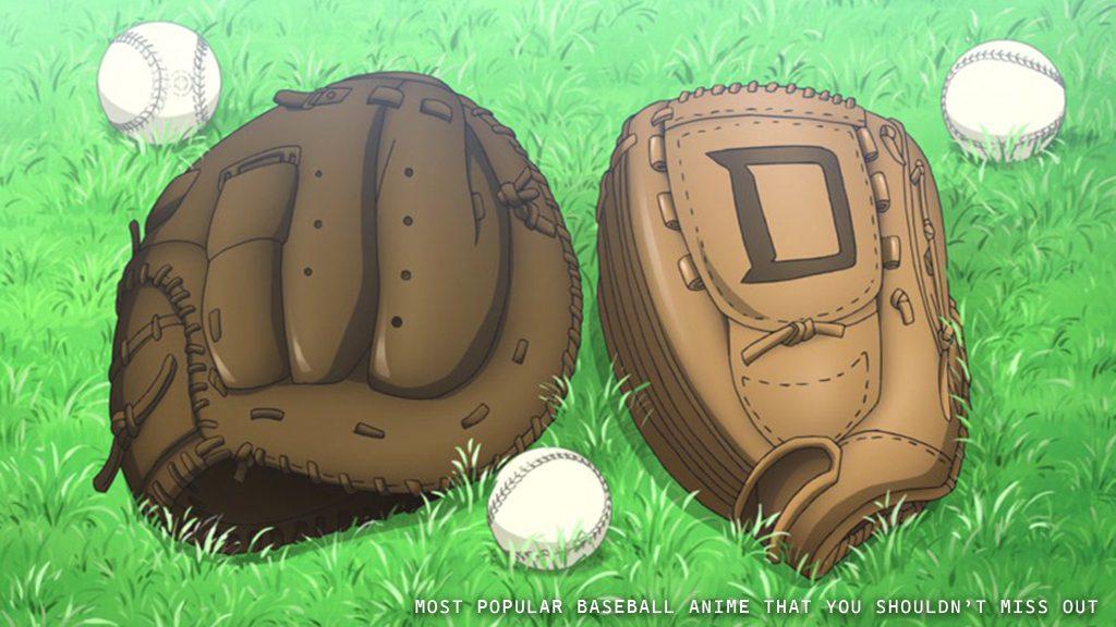 Most Popular Baseball Anime
