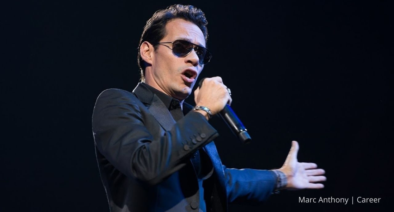 The Career Of Marc Anthony