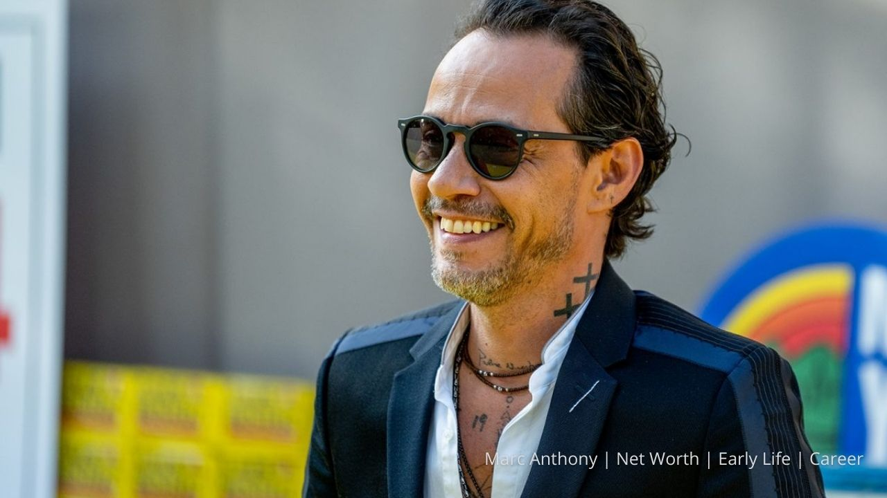 What Is The Net Worth of Marc Anthony?